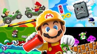 95 Level Game made in Super Mario Maker 2!