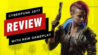 Cyberpunk 2077 Review (With New Gameplay) (Video Game Video Review)