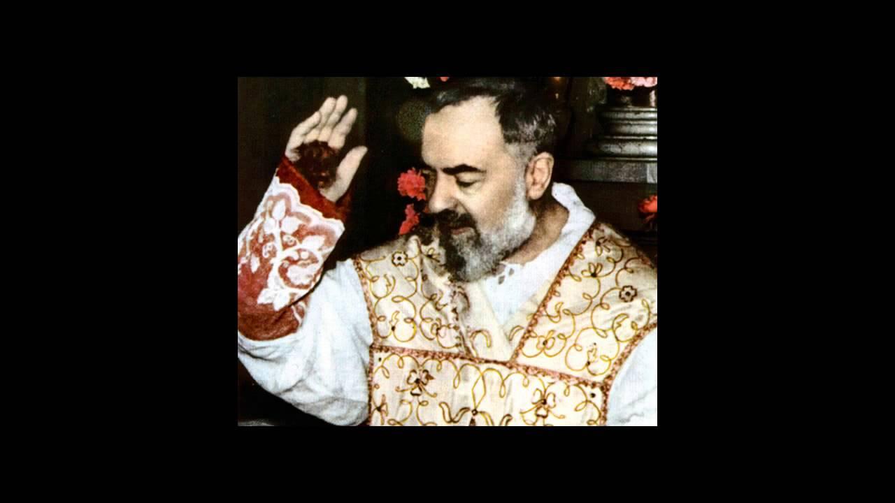 Padre Pío Frases Para Recordarlo En El Idioma Portugués