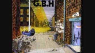 GBH - I Am The Hunted