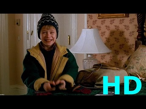 Get Down On Your Knees & Tell Me You Love Me - Home Alone 2 Lost In New York Blu-ray HD Sheitla