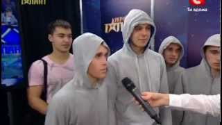 Ukraine's got talent 2012 - Crazy Jump 100% (FULL) Україна має талант 2012
