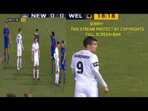 Newcastle Jets VS Wellington Phoenix live 3