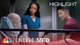 I'm Ready to Go - Chicago Med (Episode Highlight)