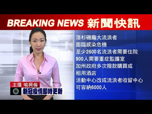 新聞快訊 - 新冠疫情即時更新 | 0327 2pm