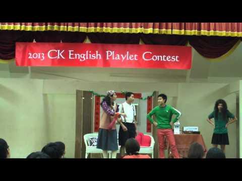 Trust No Agent (playlet) ─ Class 224, Taipei Municipal Chien-Kuo High School (建中224班英語話劇)