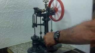 moteur à vapeur modéle réduit