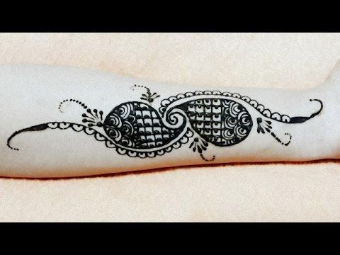 Mehndi Design Leg And Hand : Latest arabic mehndi mehendi henna mehandi design for hands feet