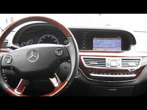 2007 Mercedes Benz S Class S550 Sedan 4D - Galpin Ford