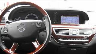 2007 Mercedes Benz S Class S550 Sedan 4D - Galpin Ford