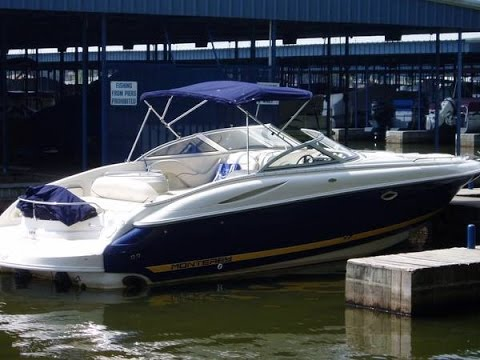 SOLD Used 2002 Monterey 298 SS In Marble Falls Texas