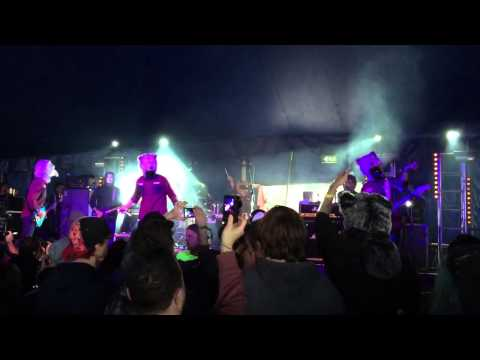 MAN WITH A MISSION - Evils Fall (clip) Live at Download