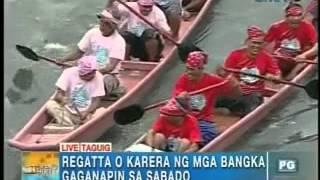 Taguig River Festival, a week-long celebration for Taguig