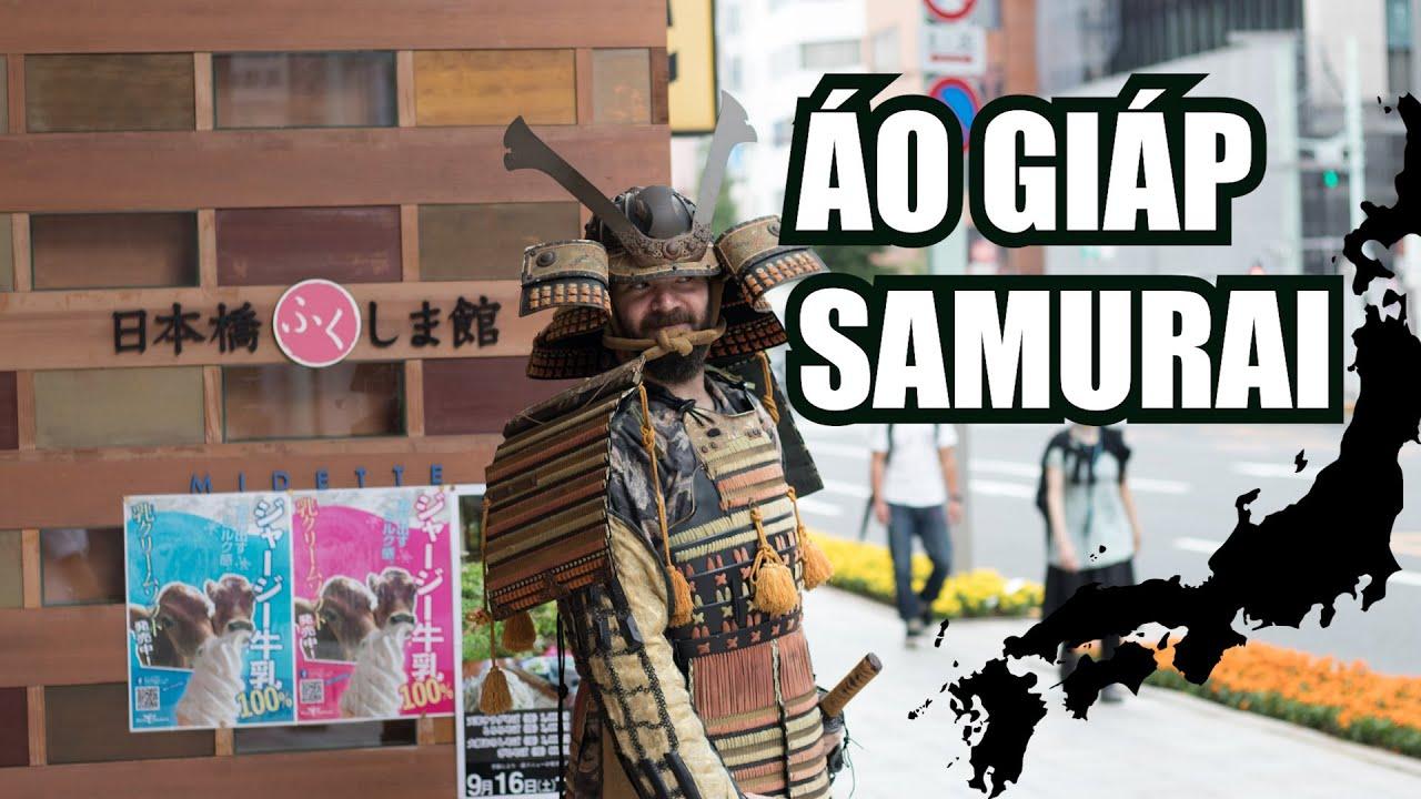 Cuộc Sống Ở Nhật 2 | LẦN ĐẦU MẶC THỬ ÁO GIÁP SAMURAI NHẬT BẢN | Nico Chin