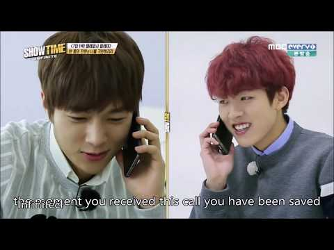 Myungyeol Couple| Funny&Cute Moments pt1