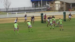 2018 Group 10 Round 13 Highlights - Orange Cyms v Oberon Tigers