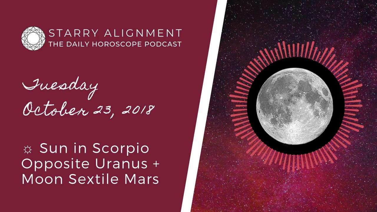 scorpio daily horoscope rick levine
