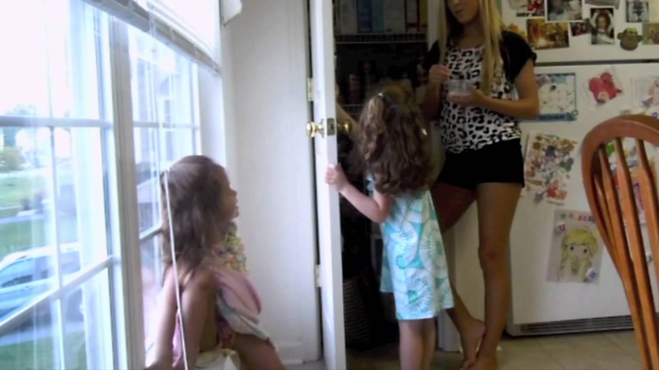 Babysitting (:
