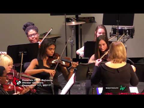 Colerain High School Holiday Concerts: Sunday Performance - December 17, 2017
