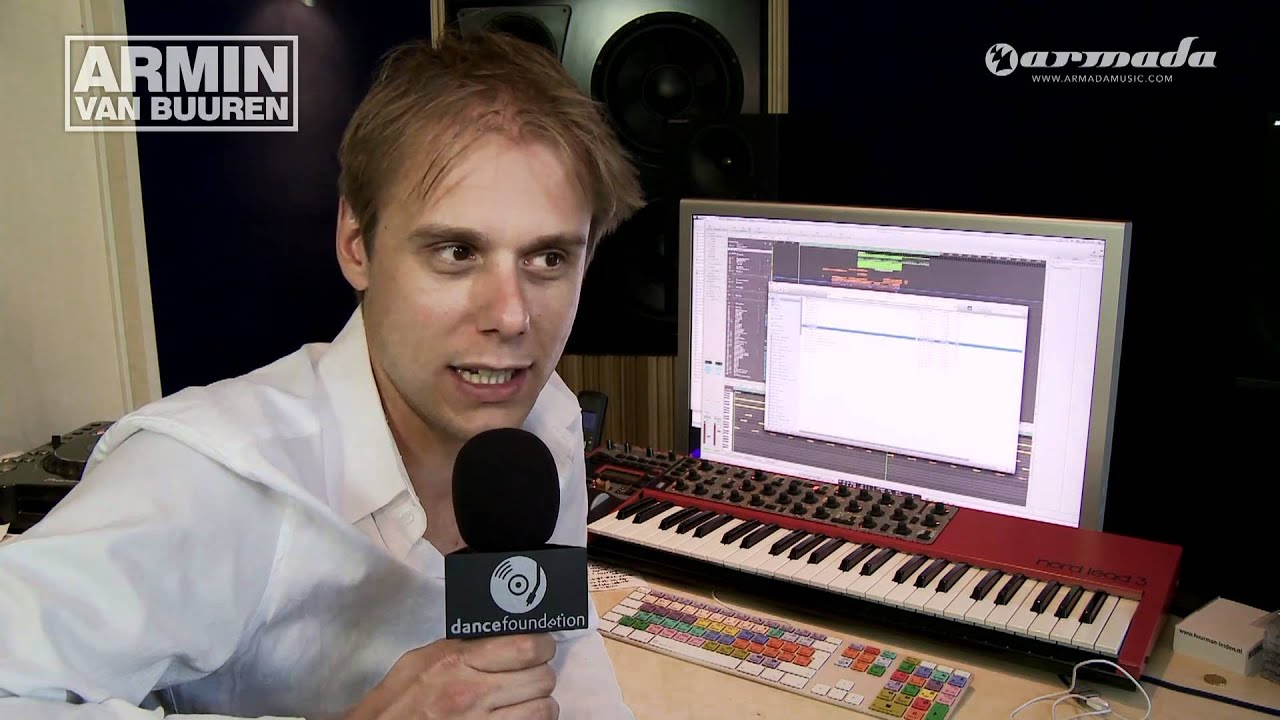 Armin van Buuren Live Sets & DJ Mixes to Listen or Download