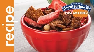Peanut Butter And Jelly Chex Mix Recipe