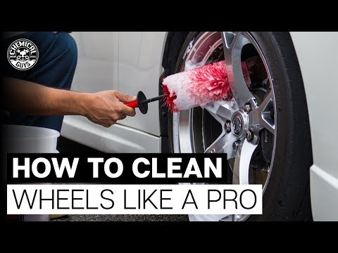 How To Clean Heavy Brake Dust? | Nissan 370Z | Chemical Guys