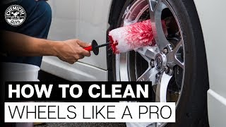 how to clean heavy brake dust? nissan 370z chemical guys
