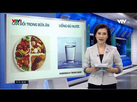 VTV1 - Thế Giới Điện Giải đồng Hành Cùng Bệnh Viện Chợ Rẫy Mang Nước ION Kiềm