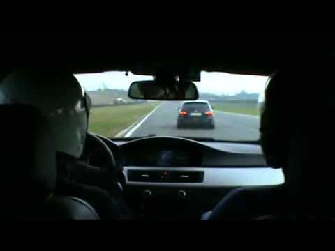 Franciacorta - M3 v8 VS 335d Touring
