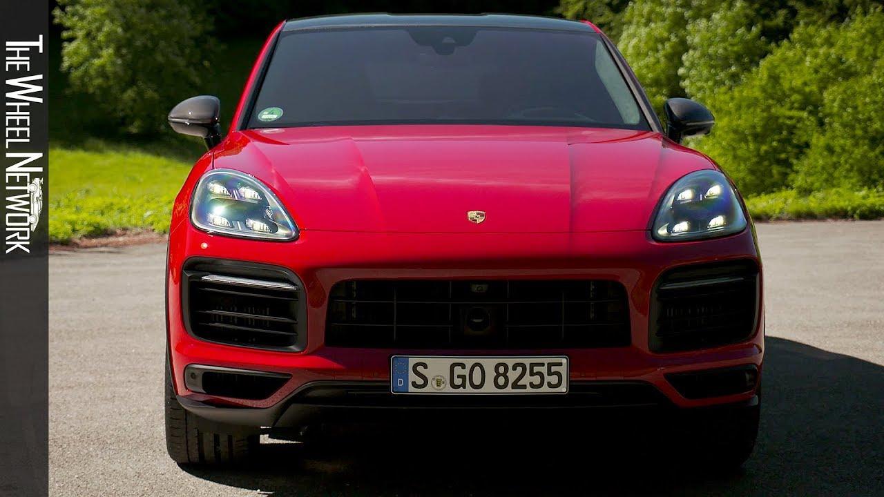 2020 Porsche Cayenne Gts Coupe Carmine Red Exterior Interior Youtube