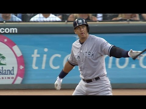NYY@MIN: Yanks hit four homers in comeback vs. Twins