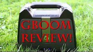 Video G-Boom Review - Best Bluetooth Speaker Under $100! download MP3, 3GP, MP4, WEBM, AVI, FLV Juli 2018