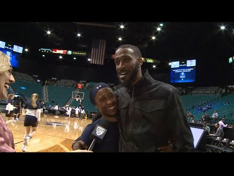 2019 Pac-12 Women's Basketball Tournament: Former national champion Quentin Thomas on the...