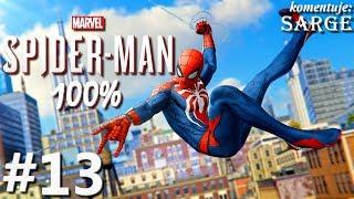 Zagrajmy w Spider-Man 2018 [PS4 Pro] odc. 13 - Poszukiwanie noclegu