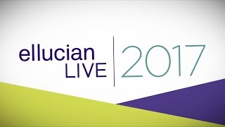 Highlights from Ellucian Live 2017 thumbnail