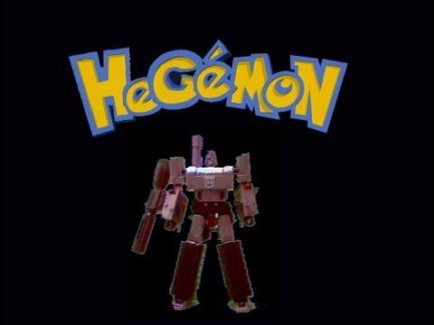 Stop Motion Shorts - Pokemon Parody: Hegemon