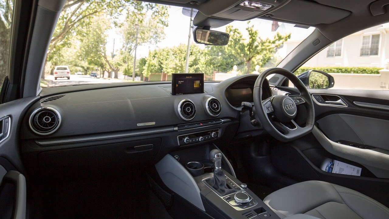 Audi A CoD Interior And Exterior Audi A Review YouTube - Audi a3 interior