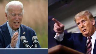 Élection présidentielle américaine : un débat télévisé entre Trump et Biden au parfum de scandale