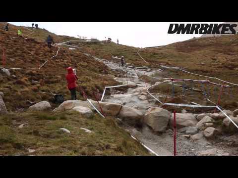 Ride.io Fort William World Cup RAW Practice - Supported by DMR Bikes