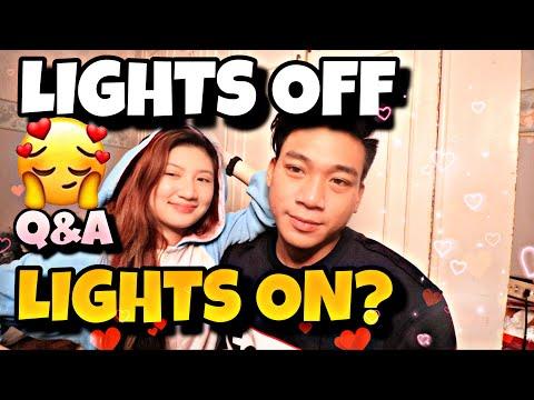 LIGHTS OFF OR LIGHTS ON?  (BRUSKOBROS)