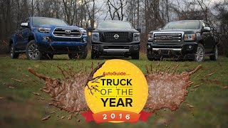 Winner - 2016 AutoGuide.com Truck of the Year - Part 4 of 4