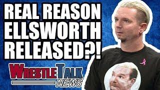 Real Reason WWE RELEASED James Ellsworth?!