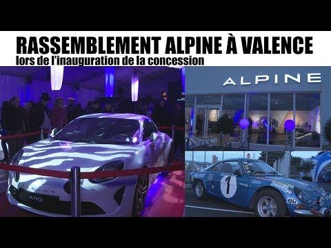 2018 02 02 Actu'Sport   Rassemblement d'Alpine à valence