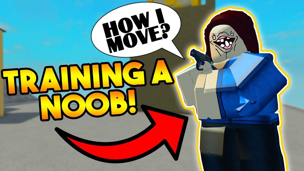 TRAINING THE BIGGEST NOOB ON ARSENAL TO BECOME A PRO
