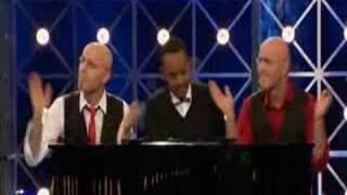 Rongedal - Grace Kelly (Så ska det låta 2008)