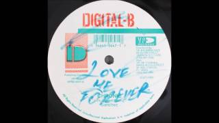 Love Me Forever Riddim mix (Digital B Star Trail & More) Mix by djeasy