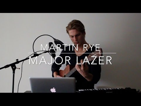 Major Lazer & Showtek - Believer (ACOUSTIC SURPRISE MASHUP)