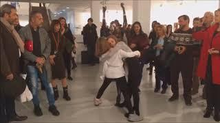 Çağdaş Sanatlar Merkezi Flash Mob