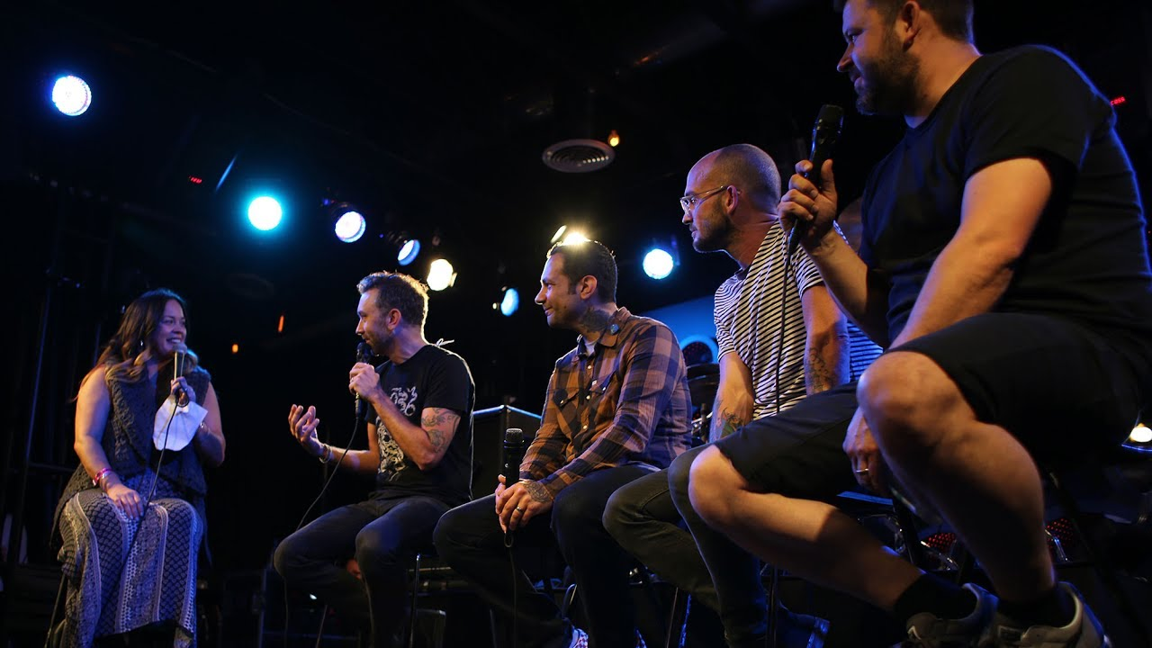 Rise Against Interview - HD Radio Sound Space at KROQ ...