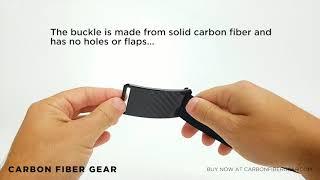 Grip6 Carbon Fiber Belt
